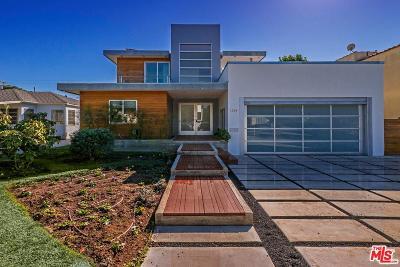 Santa Monica Single Family Home For Sale: 1214 Pearl Street