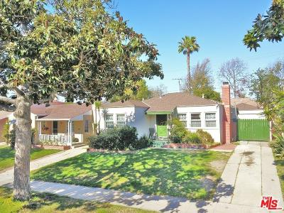 Inglewood Single Family Home For Sale: 445 West Hillsdale Street