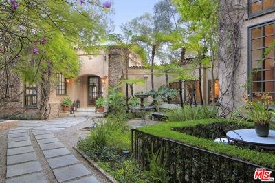Beverly Hills Single Family Home For Sale: 1410 Davies Drive