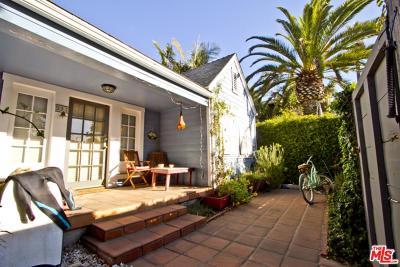 Venice Single Family Home For Sale: 537 Rialto Avenue