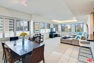 Los Angeles Condo/Townhouse For Sale: 10520 Wilshire #603