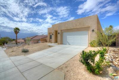 Desert Hot Springs Single Family Home For Sale: 9595 Valencia Drive