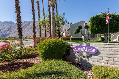 Palm Springs Condo/Townhouse For Sale: 353 North Hermosa Drive #7D2