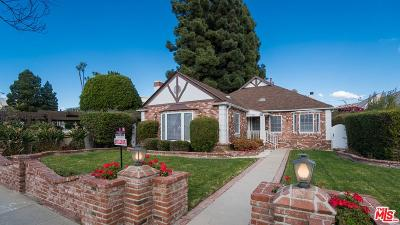 Beverly Hills Single Family Home For Sale: 348 North Rexford Drive