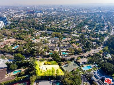 Beverly Hills Single Family Home For Sale: 811 North Hillcrest Road