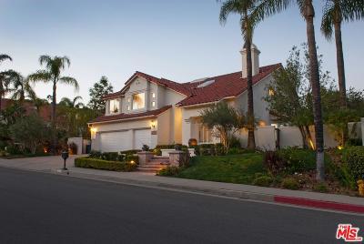 Calabasas Single Family Home For Sale: 24937 Palmilla Drive