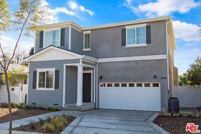 Single Family Home For Sale: 3943 Bledsoe Avenue