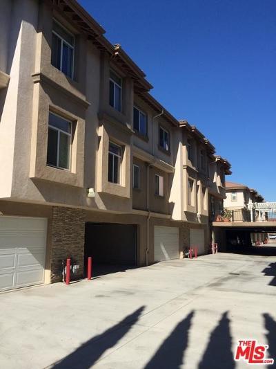 Downey Condo/Townhouse For Sale: 9252 Elm Vista Drive #7A