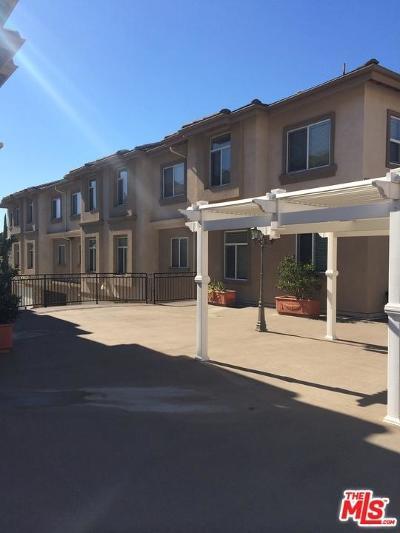 Downey Condo/Townhouse For Sale: 9260 Elm Vista Drive #18A