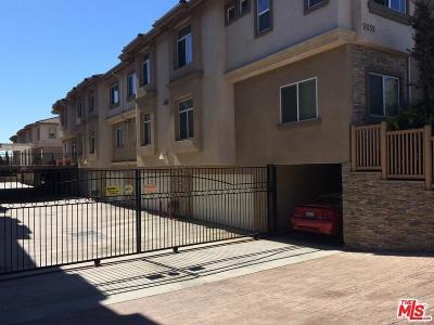 Downey Condo/Townhouse For Sale: 9260 Elm Vista Drive #14A