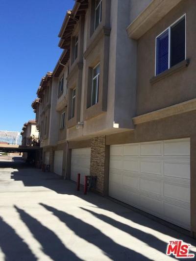 Downey Condo/Townhouse For Sale: 9258 Elm Vista Drive #8A