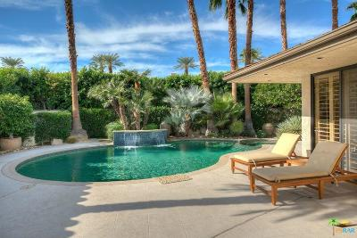 Rancho Mirage Single Family Home For Sale: 141 Columbia Drive