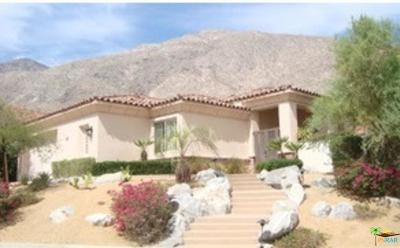 Palm Springs Rental For Rent: 639 Big Canyon Drive