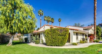 Palm Springs Condo/Townhouse For Sale: 2701 East Mesquite Avenue #A1