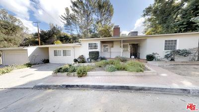 Los Angeles County Single Family Home For Sale: 8734 Lookout Mountain Avenue