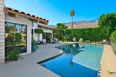 Palm Springs CA Single Family Home For Sale: $689,000
