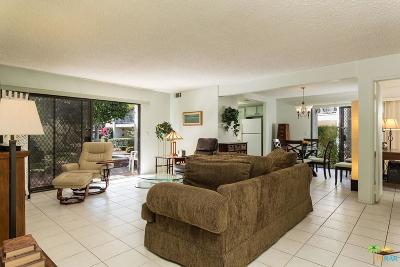 Palm Springs Condo/Townhouse For Sale: 3155 East Ramon Road #201