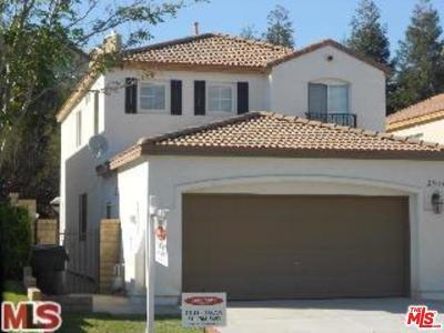 Castaic Single Family Home For Sale: 27653 Elk Ridge Road