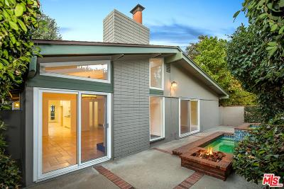 Studio City Single Family Home For Sale: 12722 Sarah Street
