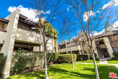 Thousand Oaks Condo/Townhouse For Sale: 1344 East Hillcrest Drive #31