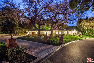 Westlake Village Single Family Home For Sale: 3981 Skelton Canyon Circle