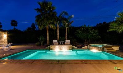 Palm Springs CA Single Family Home For Sale: $590,000