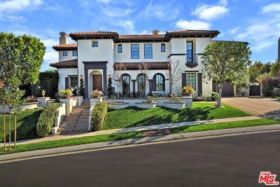 Calabasas Single Family Home For Sale: 25560 Prado De Amarillo