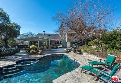 Malibu Single Family Home For Sale: 898 Camino Colibri