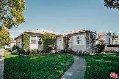 Santa Monica CA Single Family Home For Sale: $1,649,000