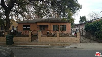 Los Angeles County Single Family Home For Sale: 3523 Burton Avenue