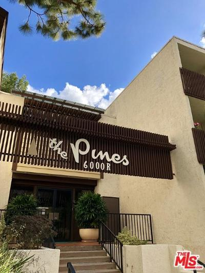 Culver City Condo/Townhouse For Sale: 6000 Canterbury Drive #D215