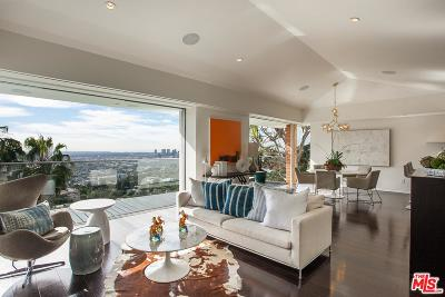 Sunset Strip - Hollywood Hills West (C03) Single Family Home For Sale: 8796 Hollywood Blvd