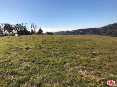 Malibu CA Residential Lots & Land For Sale: $4,698,000