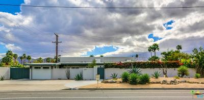 Palm Springs CA Single Family Home For Sale: $719,000