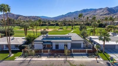 Palm Springs CA Single Family Home For Sale: $1,590,000