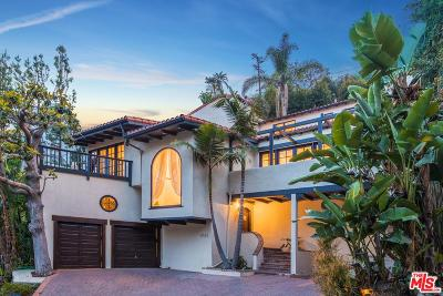 Sunset Strip - Hollywood Hills West (C03) Single Family Home For Sale: 8401 Carlton Way