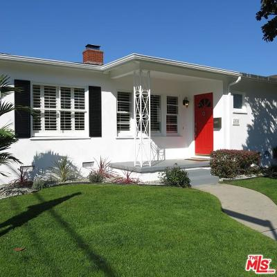 Single Family Home For Sale: 6319 West 79th Place