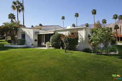 Palm Springs Condo/Townhouse For Sale: 3470 East Bogert Trails