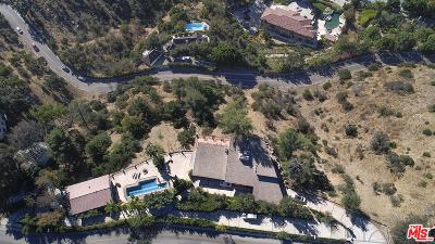 Beverly Hills Single Family Home For Sale: 3005 Benedict Canyon Drive