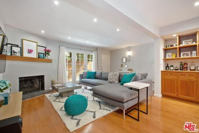 West Hollywood CA Condo/Townhouse For Sale: $800,000