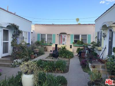 Santa Monica Residential Income For Sale: 1307 17th Street