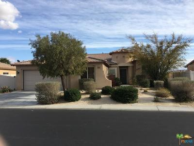 Desert Hot Springs Single Family Home For Sale: 64123 Silver Star Avenue