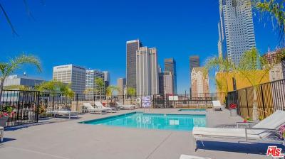 Los Angeles Condo/Townhouse For Sale: 312 West 5th Street #508