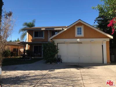 Northridge Single Family Home For Sale: 8309 Topeka Drive