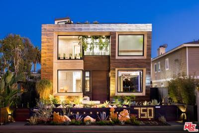 Venice Single Family Home For Sale: 750 California Avenue