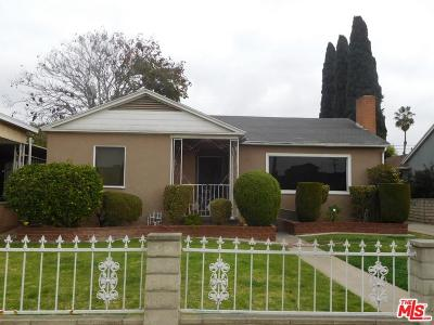 Inglewood Single Family Home For Sale: 11740 Lemoli Avenue