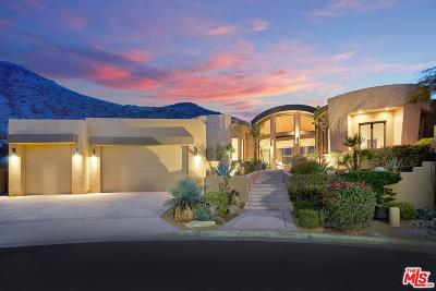 Rancho Mirage CA Single Family Home For Sale: $1,795,000