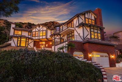 Sierra Madre Single Family Home For Sale: 505 Lotus Lane
