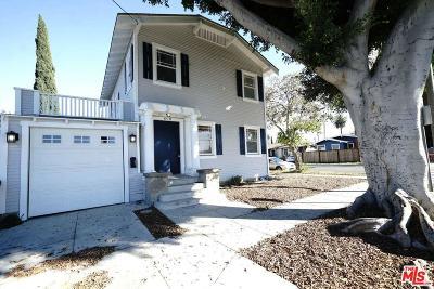 Long Beach Single Family Home For Sale: 600 Loma Avenue