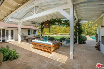 Pacific Palisades Single Family Home For Sale: 1224 Villa Woods Drive